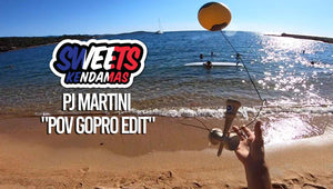 "TEAM - NEW YOUTUBE VIDEO: PJ Martini POV edit ""Summer Vibe"" - Sweets Kendamas France"