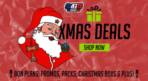 Sweets Kendamas France Kendama Christmas Deals Promo de noël christmas box réduction