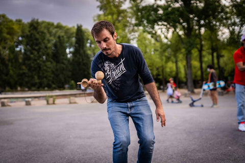 Sweets Kendamas France Jam Sweets Sesh Paris Kendama