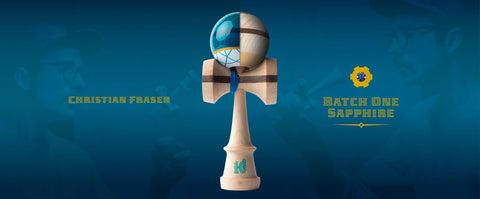 "FRASER Legend Mod BATCH ONE: Le ""SAPHIRE"" - Sweets Kendamas France"