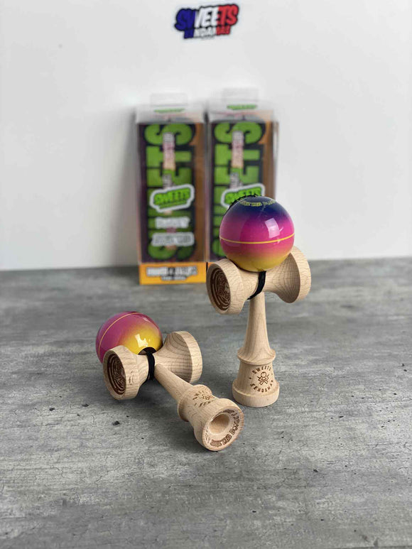 Sweets Kendamas FR - SHOP france bilboquet : Kendama BoogieT Trio signature Dama
