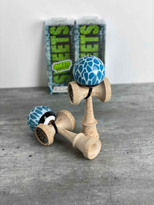 "Kendama bilboquet france Sweets Kendamas FR - SHOP: Kendama Signature Reed Stark ""Sea Safari"""