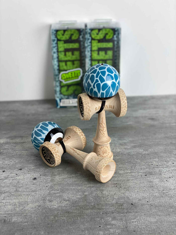 Kendama bilboquet france Sweets Kendamas FR - SHOP: Kendama Signature Reed Stark