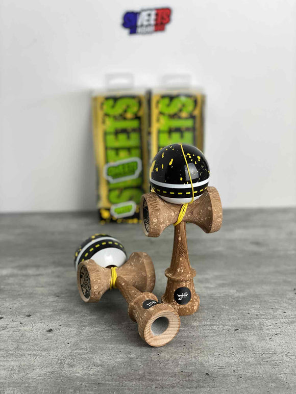 Sweets Kendamas FR - Kendama Signature Boo Johnson Skate V2 France bilboquet