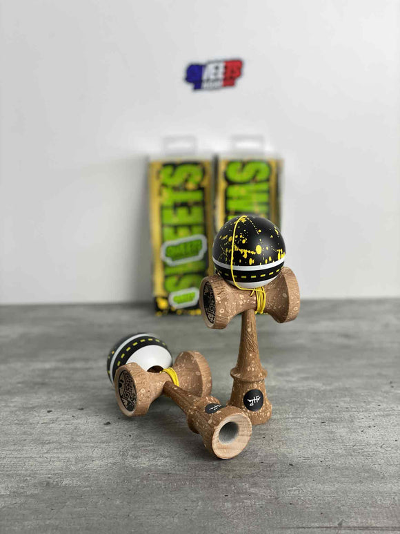 Sweets Kendamas FR - Kendama Signature Boo Johnson Skate V2