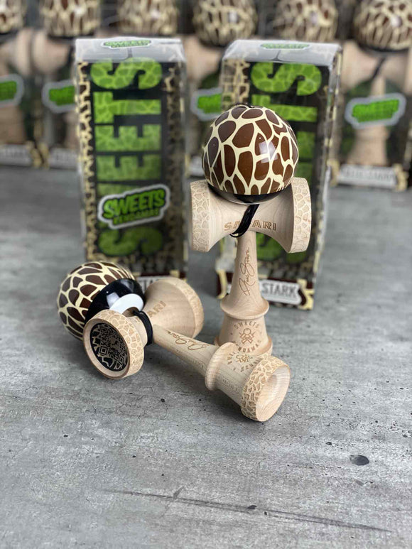 Kendama Sweets France - Signature Reed Stark