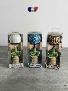 "Sweets Kendamas ""SAFARI"" Pack - Trio Reed Stark Mods kENDAMA France"