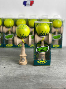 "Kendama Sweets - Cooper Eddy Pro Mod Boost V2 ""CUSHION"" Sweet Kendamas France bilboquet freestyle KROM"