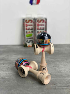 Bilboquet sweet kendama Sweets Kendamas FR - Kendama Max Norcross Pro Mod Boost France