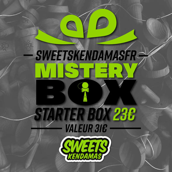 Sweets Kendamas France MYSTERY BOX PROMO Kendama FR Pas cher pro bilboquet freestyle