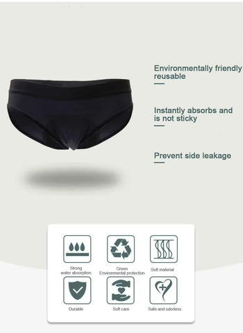 Period panties Proudly designed & manufactured in India