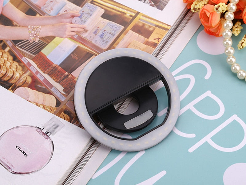 Rovtop LED Selfie Ring Portable