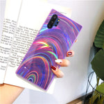 "Lade das Bild in den Galerie-Viewer, ""Rainbow Lights Case"" Hülle für Samsung S series"