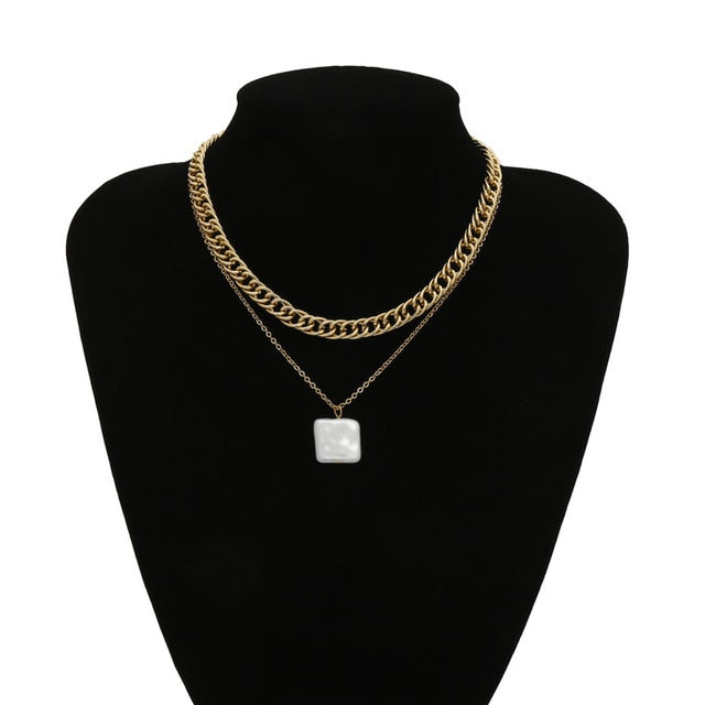 '' The  Pearl Choker Necklace '''