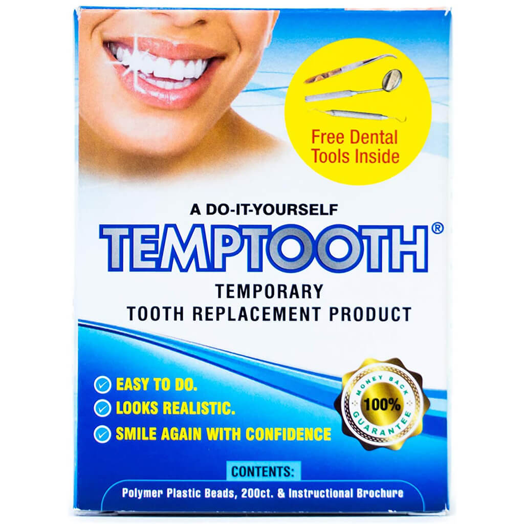 Temporary Tooth Replacement Kit (Single Kit)