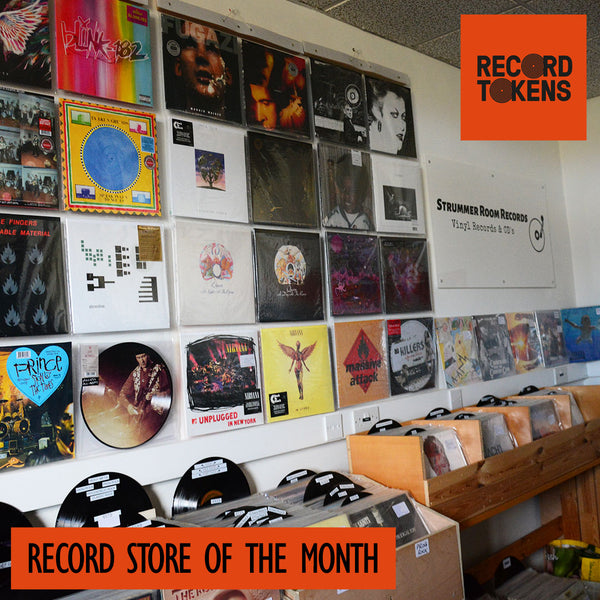 Record shop at Cherwell Business Village now sells record tokens and new releases as it celebrates award