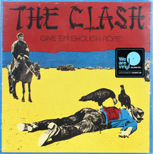 Load image into Gallery viewer, The Clash - Give 'Em Enough Rope (180g Vinyl LP)