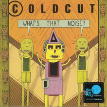 Load image into Gallery viewer, Coldcut ‎– What's That Noise? (Vinyl LP + DL)