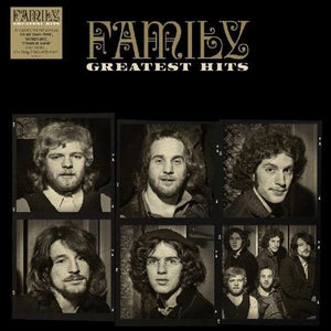 Family ‎– Greatest Hits (Vinyl LP)