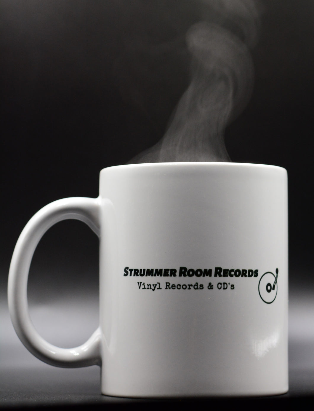 Strummer Room Records Mug