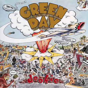Green Day - Dookie (Vinyl LP)