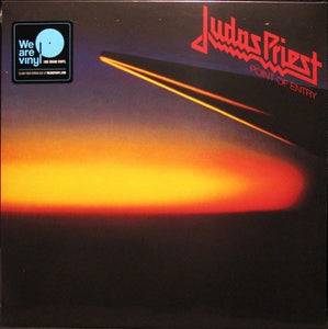 Judas Priest ‎– Point Of Entry (Vinyl LP)