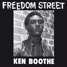 Load image into Gallery viewer, Ken Boothe - Freedom Street (180g LP on Coloured Vinyl)