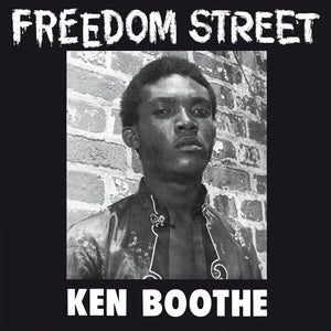 Ken Boothe - Freedom Street (180g LP on Coloured Vinyl)