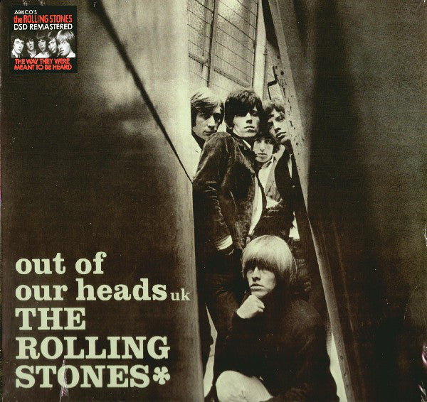 The Rolling Stones ‎– Out Of Our Heads (Vinyl LP)