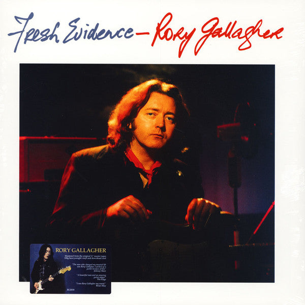 Rory Gallagher - Fresh Evidence (180g Vinyl LP)