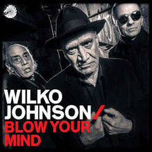 Load image into Gallery viewer, Wilko Johnson ‎– Blow Your Mind (Vinyl, LP, Album)