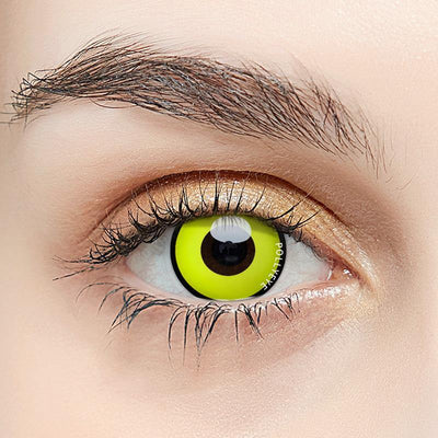 Pollyeye MAD Yellow