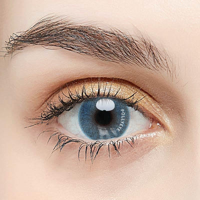 Pollyeye Polar Light Pure Blue
