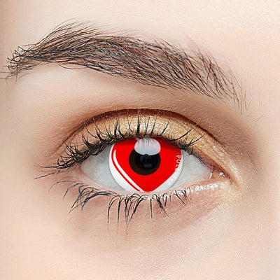Pollyeye Red Heart