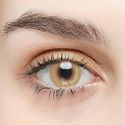 Pollyeye Polar Light Brown