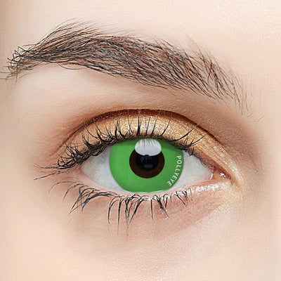 Pollyeye Pure Green