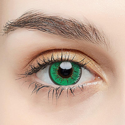 Pollyeye Love Words Green