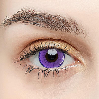 Pollyeye Demon Purple