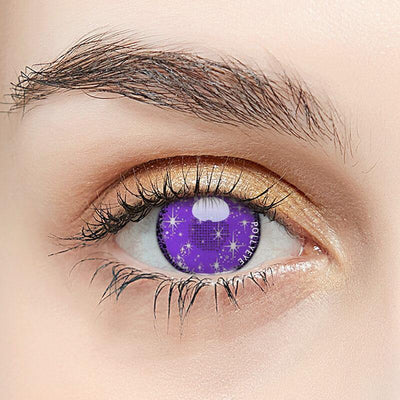 Pollyeye Mutant Purple