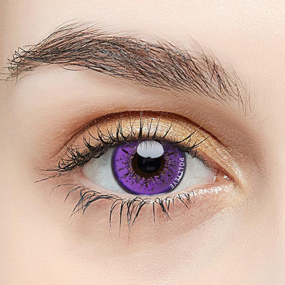 Pollyeye Love Words Purple