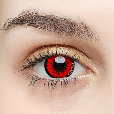 Pollyeye Candy Red