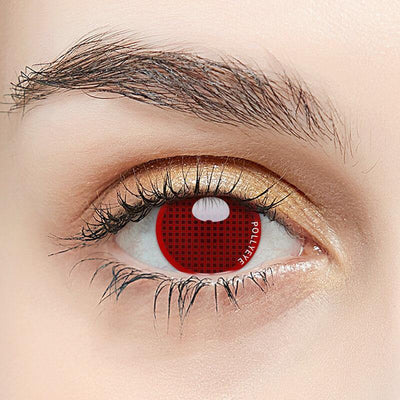 Pollyeye Mesh Red