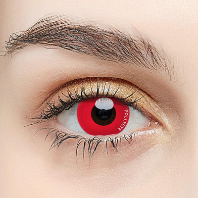 Pollyeye Pure Red