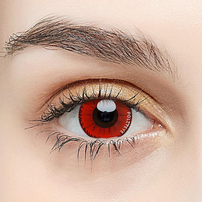 Pollyeye Demon Red