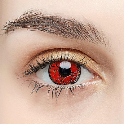 Pollyeye Crash Ruby Red