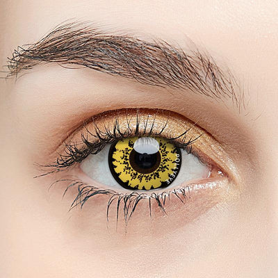 Pollyeye Candy Yellow