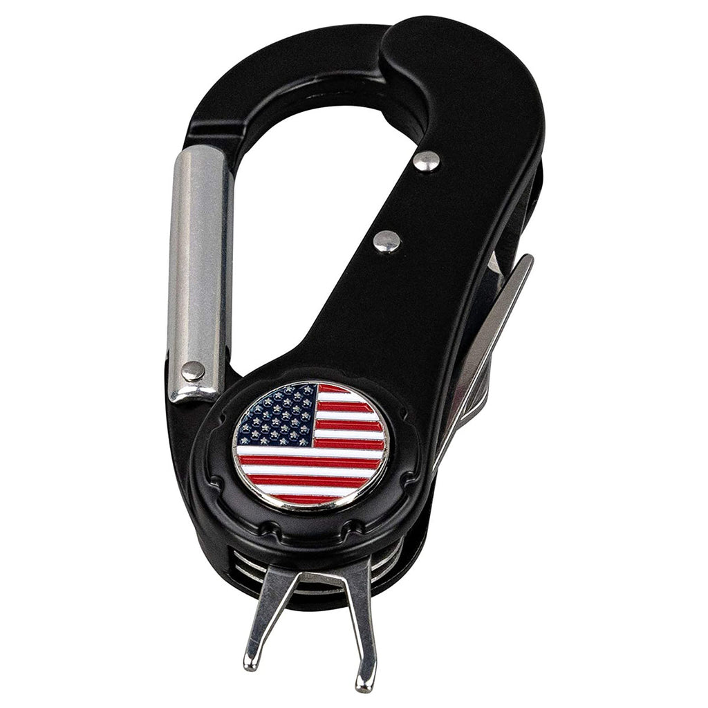 4 in 1 Golf Multi-Tool Carabiner