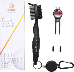 Golf Brush Set