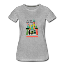 Load image into Gallery viewer, That Old Mouse Magic - Women's Premium T-Shirt - heather gray