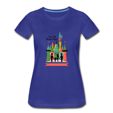 Load image into Gallery viewer, That Old Mouse Magic - Women's Premium T-Shirt - royal blue